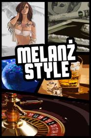 """Bluza męska """"Melanż style vol. 2"""""""