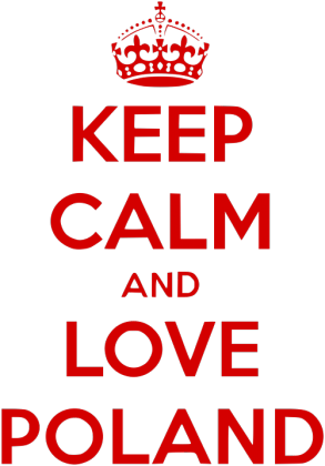 "Bluza ""Keep Calm"""