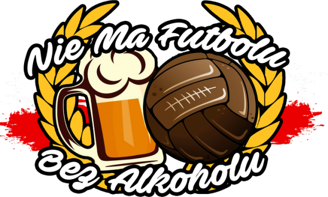 "Koszulka męska ""Nie ma futbolu bez alkoholu"""