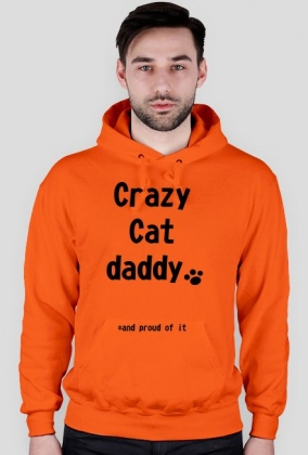 Crazy cat daddy