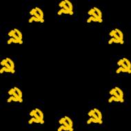 Flaga ZSRE - koszulka damska Prawo Wilka