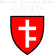Bractwo Rycerskie Herbu Prus - koszulka męska Prawo Wilka
