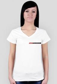 T-Shirt damski plus small