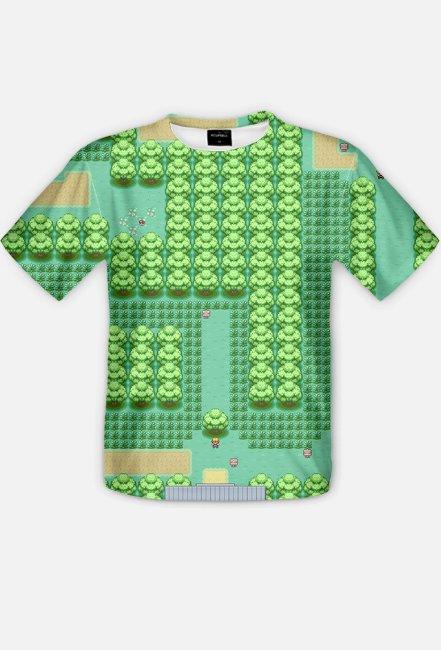 Pokemon Viridian Forest shirt