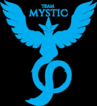 Bezrękawnik Team Mystic