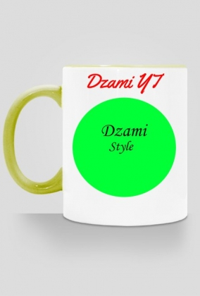 Kubek Dzami Style