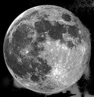 FULL MOON - bluza z księżycem w Kosmosy