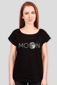 MOON - koszulka z księżycem