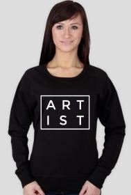 BLUZA ARTYSTKA ARTIST ZAWÓD - bluzy zawód na prezent w Kosmosy