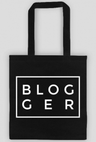 BLOGGER TOTE BAG