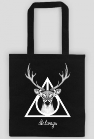 DEATHLY HALLOWS BAG POTTERHEAD