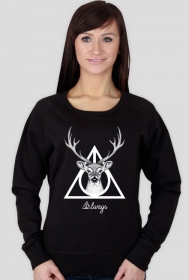 BLUZA DEATHLY HALLOWS