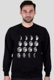 BLUZA MOON PHASES
