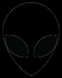 LITTLE ALIEN - koszulka z kosmitą w Kosmosy