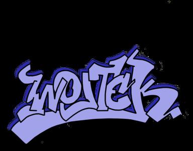 Wojtek kubek z imieniem. Graffiti