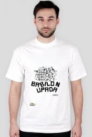 T-shirt Babilon Upada
