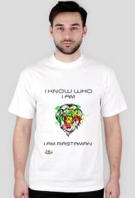 T-shirt  - I know who i am