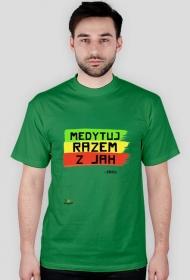 T-shirt - Medytuj razem z Jah