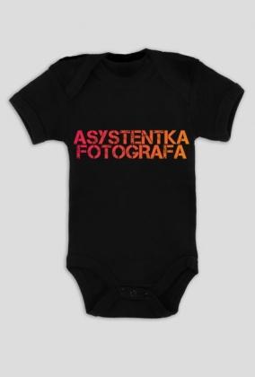 Body dla fotogafa - Mała asystentka