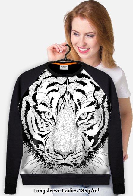 Bluza damska Tygrys