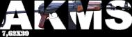 AKMS 7,62x39