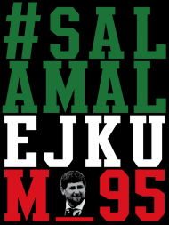 #SALAMALEJKUM RK95 Napis
