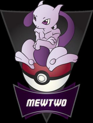 Koszulka męska Mew Two - Pokemon Go