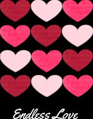 Bluza Endless Love