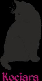 Koszulka Kociara