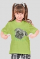 Bluzka dziewczęca różne kolory - MOPS 3