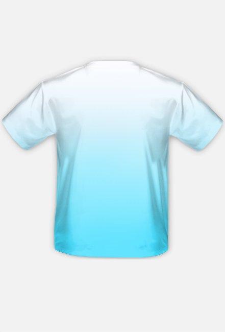 Koszulka fullprint - Pikachu girl