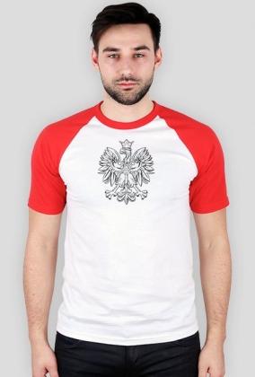 Koszulka - Orzeł biały