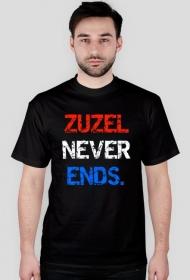 "Koszulka ""Zuzel never ends."""