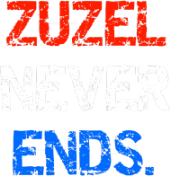 "Koszulka ""Zuzel never ends."", slim-fit"