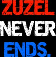 """Koszulka """"Zuzel never ends."""", bez rękawów"""
