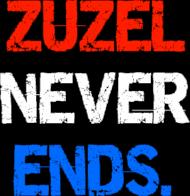 """Koszulka """"Zuzel never ends."""", damska, bez rękawów"""