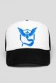 [POKEMON GO] Czapka: Team Mystic - Blue