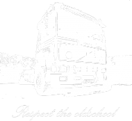 Respect the oldschool - Volvo2 Bluza weekend