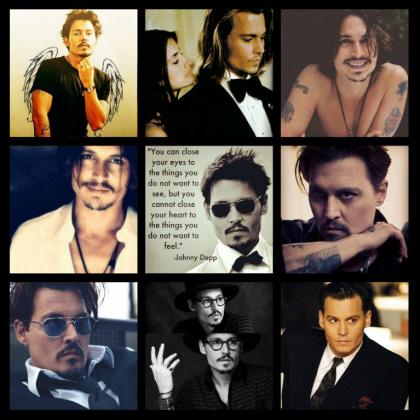 Johnny Depp torba