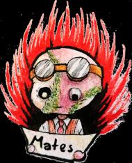MatesArt koszulka męska