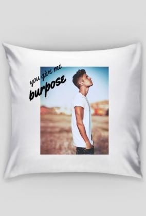 poszewka / Justin Bieber you give me purpose
