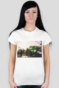 "Koszulka damska ""Z obrazkiem"""
