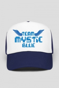 Czapka Team-Mystic-Blue!