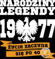 Narodziny Legendy 1977 (na 2017)