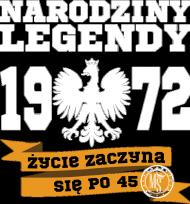Narodziny Legendy 1972 (na 2017)