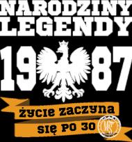 Narodziny Legendy 1987 (na 2017)