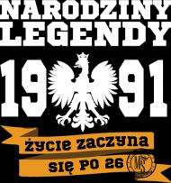 Narodziny Legendy 1991 (na 2017)