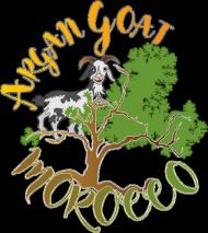 Argan Goat Morocco. Koszulka chłopięca z kolorwymi rękawami