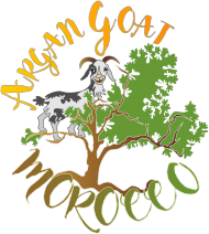 Argan Goat Morocco. Torba bawełniana