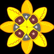 Babouche Marokańskie Kapcie. Kubek